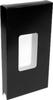 VHS Sleeve Bottomload Window Black