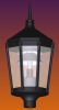 Dark Sky Compliant Luminaries -- NIL-B-LOUVERS