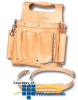 Ideal Tuff-Tote Tool Pouch with Shoulder Strap, Standard.. -- 35-311 -- View Larger Image