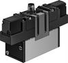JMEBH-5/2-D-3-ZSR-C Solenoid valve -- 184509
