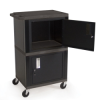 Dual Storage Cabinet Carts -- 12062