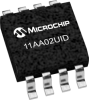 2Kb UNI/O® Serial EEPROM with Pre-Programmed Serial Number -- 11AA02UID
