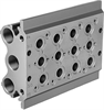 PRS-1/8-4-BB Manifold block -- 30544 -Image