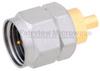 2.4mm Male Connector Solder Attachment For FM-SR047CU-COIL, FM-SR047CU-STR, FM-SR047ALTN-COIL Cable -- FMCN1427 -Image
