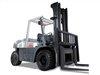2012 Nissan Forklift PFD155H -- PFD155H -- View Larger Image