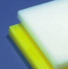Yellow UHMW Rectangular Bar -- 46339