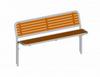 Bench Esplanade, Fixed -- 5153699