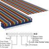 Rectangular Cable Assemblies -- C2RXS-4018M-ND -Image