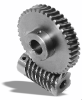 Worm Gear -- QG-WW24-4-064PB