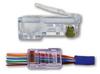 EZ RJ45 CONNECTORS CAT5E BAG OF 50 -- 10-23087