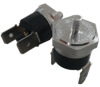Screw Bimetal Thermostat -- KSD301-LC Series