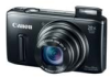 Canon Powershot SX260HS Black 12.1mp 20x (25-500mm) Optical Zoom 3in LCD Camera w/ Full 1080 HD Video - GPS Tracker -- 5900B001