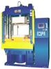 Vacuum Shroud Compression Presses: 30 to 500 Ton Capacities