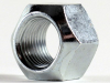 All Metal Torque Lock Nut Steel 10 Zinc DIN980V, M18X2.5 -- M50413 - Image
