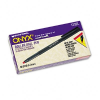 Onyx Roller Ball Stick Dye-Based Pen, Red Ink, Micro, Dozen -- 60042