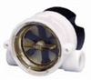 Cole-Parmer Liquid Flow Indicator; PP, 0.1 to 5.0 GPM -- GO-32779-00