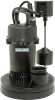 1/4 HP Submersible Sump Pump with Vertical Float -- 8038090
