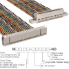 Rectangular Cable Assemblies -- M3AFK-4040K-ND -Image
