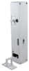 Relialign™ RDI Series Residential Door Interlock, Left-Hand,White Metal Cover, Parallel Wiring, Terminal Strip Connector -- RDI-H-LP