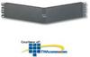 Panduit® Angled Filler Panels -- CPAF1BL