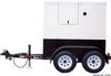 Mobile 50,000 Watt Diesel Generator