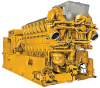 Cat 50Hz Gas Generator -- CG260-16-Image