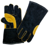 Chicago Protective Apparel Black Mylar Welding Glove - SA3-BHS -- SA3-BHS