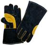 Chicago Protective Apparel Black Mylar Welding Glove - SA3-BHS -- SA3-BHS - Image