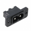 Power Entry Connectors - Inlets, Outlets, Modules -- 486-3279-ND - Image