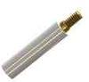 Male To Female Standoff - Round, Insulator, Nylon/Brass -- TNM2.5-6.5-10-2