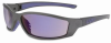 Uvex Solarpro Standard Safety Glasses Polarized Lens - Gray Frame - Wrap Around Frame - 603390-126635 -- 603390-126635