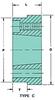 QD® Weld-on Hubs -- 100EWC - Image