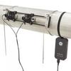 Portable Ultrasonic Flowmeter 1ch 110/120 VAC Energy Kit -- PT9-SYS-1C-1-A-0-SC-E