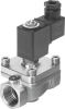 Air solenoid valve -- VZWF-B-L-M22C-N1-275-V-3AP4-6-R1 -Image