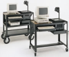Mobile Computer/Overhead Table -- Advance Multi-Media Tables