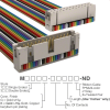 Rectangular Cable Assemblies -- M3BRK-2606R-ND -- View Larger Image