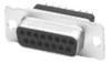 D-Subminiature Connector -- 5205734-7 -Image