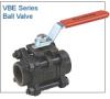 3-Piece Bolted In-Line Maintenance Valve -- VBE Series - Image