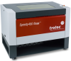 Flatbed Laser Engraver and Cutter -- Speedy 400 flexx