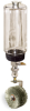 (Formerly B1745-6X-3SS), Manual Chain Lubricator, 1 qt Polycarbonate Reservoir, Roto Brush Stainless Steel -- B1745-032B1SW1W -- View Larger Image