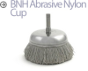 Cup Brushes -- BNH-16AY - Image