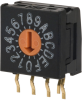 DIP Switches -- 360-2199-ND -- View Larger Image