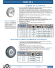 Balloon Cushion Rubber on Aluminum Wheel -- W-6-GRND-6600 - Image