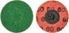 Merit Zirc Plus ZA Coarse TP (Type I) Quick-Change Cloth Disc -- 08834167026 - Image