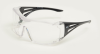 Edge Ossa Fit over glasses Clear lens XF111-L Safety Glasses -- XF111-L
