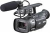 JVC GY-HM100U ProHD Compact Hand-Held 3-CCD Cacmcorder