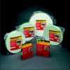 3M 4008 Off-White Foam Mounting Tape - 1 in Width x 36 yd Length - 1/8 in Thick - 06452 -- 021200-06452 -- View Larger Image