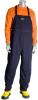 PIP 9100-53750 Blue 2XL Ultrasoft Welding & Heat-Resistant Overall - Fits 52 to 54 in Chest - 32 in Inseam - 616314-37112 -- 616314-37112 - Image