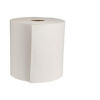 Nonperforated One-Ply Hardwound Roll Towels (White, 600 ft/roll) -- BWK 6261