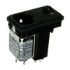 Power Entry Connectors - Inlets, Outlets, Modules - Filtered -- 603-1150-ND